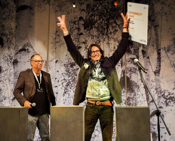 Nachhaltigkeitspreis-Gewinner 2018 Zen Lefort © Khadra Farah