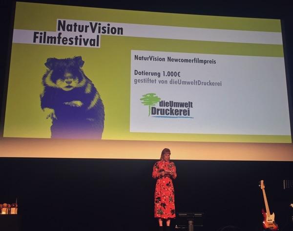 NaturVision 2019 © dieUmweltDruckerei