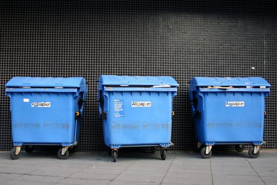 Durchschnittlich 242,9 kg Papier Verbrauch pro Kopf in Deutschland