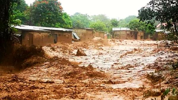 Überschwemmungen in Nicaragua