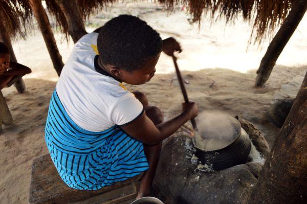 Kochen in Togo