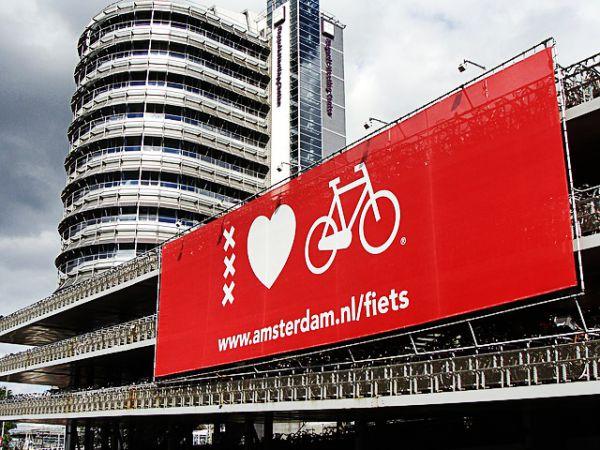 Fiets - Räder Amsterdam