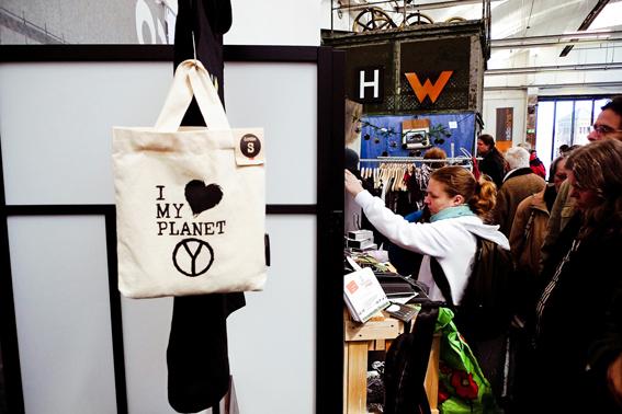Heldenmarkt Messe Berlin und Stuttgart - Nachhaltiger Konsum