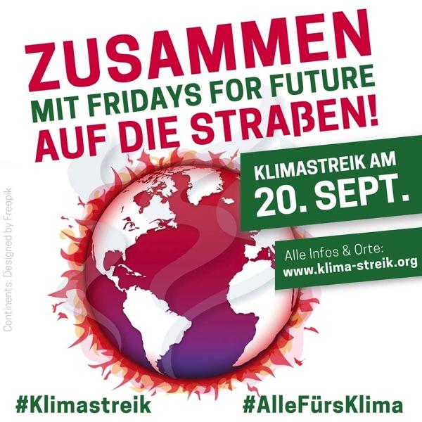 Fridays For Future: Streik für den Klimaschutz