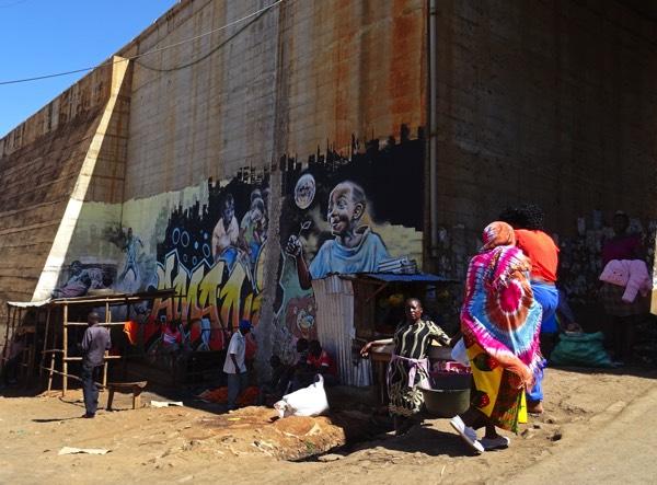 Willkommen in Kibera