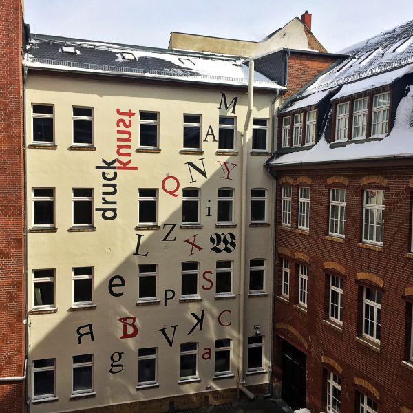 Museum für Druckkunst in Leipzig