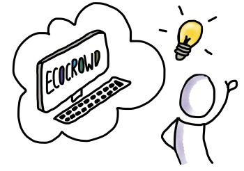 EcoCrowd: Crowdfunding-Plattform der Deutschen Umweltstiftung speziell für nachhaltige Projekte