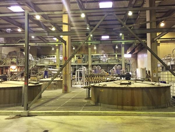 Unser bisheriger Zulieferer, die Greenfield-Papiermühle von Arjowiggins, war die europäische Marktführerin in der Herstellung von hochwertigen Recyclingfasern.