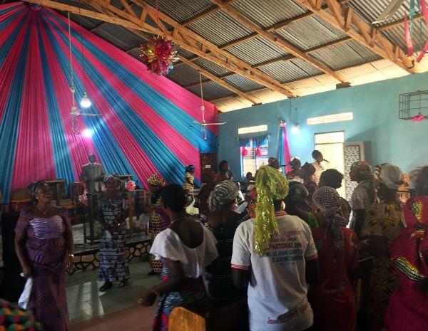 Kirche in Togo