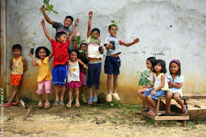 Life-Giving Forest e.V. - Waldprojekte auf den Philippinen
