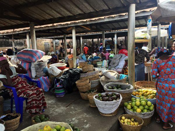 Markt in Lome