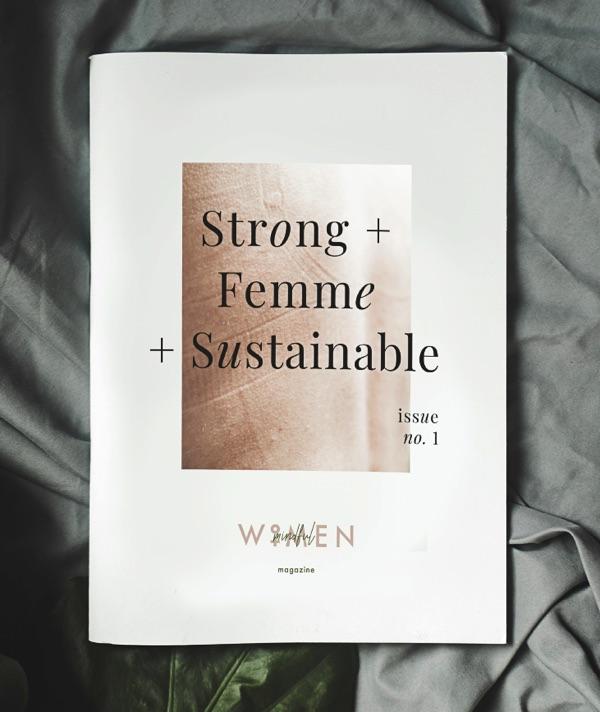 Das Magazin für engagierte Frauen von Mindful Women