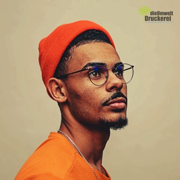 Männer-Mode: Mütze Orange