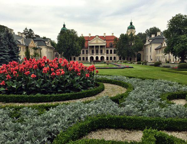 Kozłówka Schloss