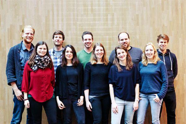 Ein Team im Kampf gegen Plastikmüll