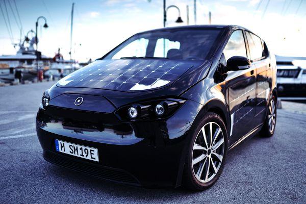 Das Elektroauto von Sono Motors aus München