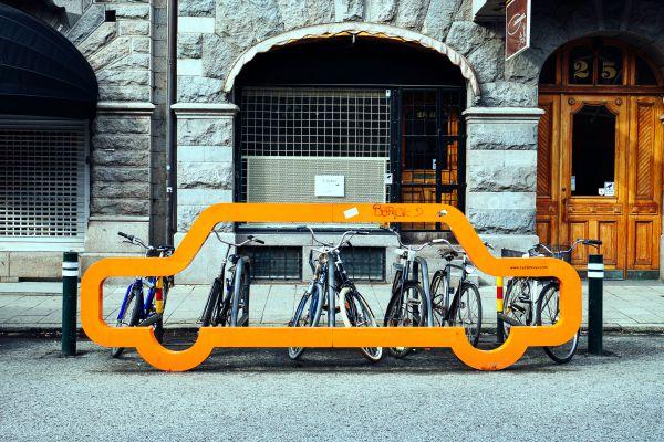 Pro Fahrrad Contra Auto
