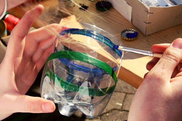 Upcycling: Verpackungen ein zweites Leben geben
