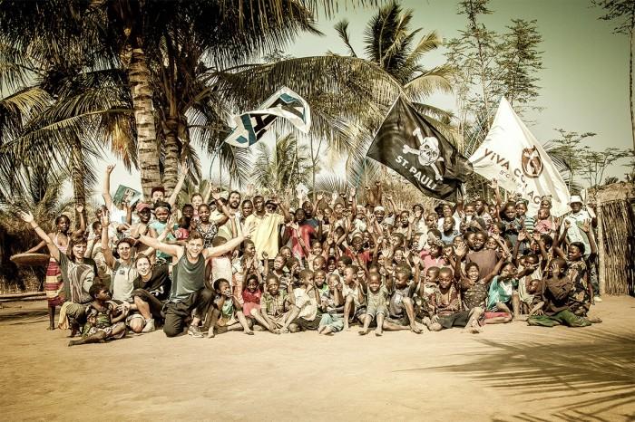 Mosambik Wasser-Projekt