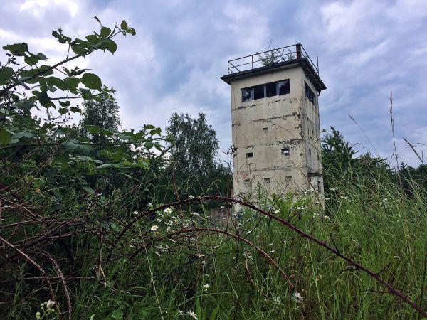 Wachturm NVA
