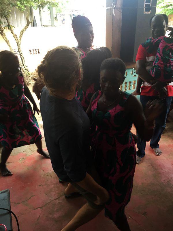 Tanz Togo