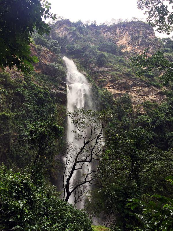 Wli Wasserfall in Togo