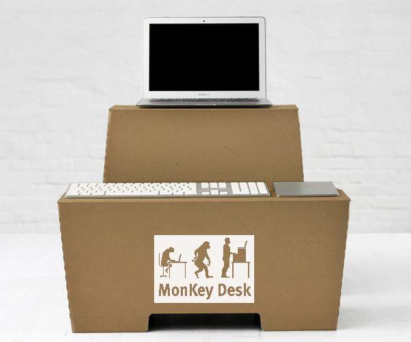 MonKey Desk Stehschreibtisch
